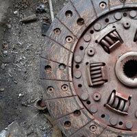 Getriebe- und Kupplungsschäden