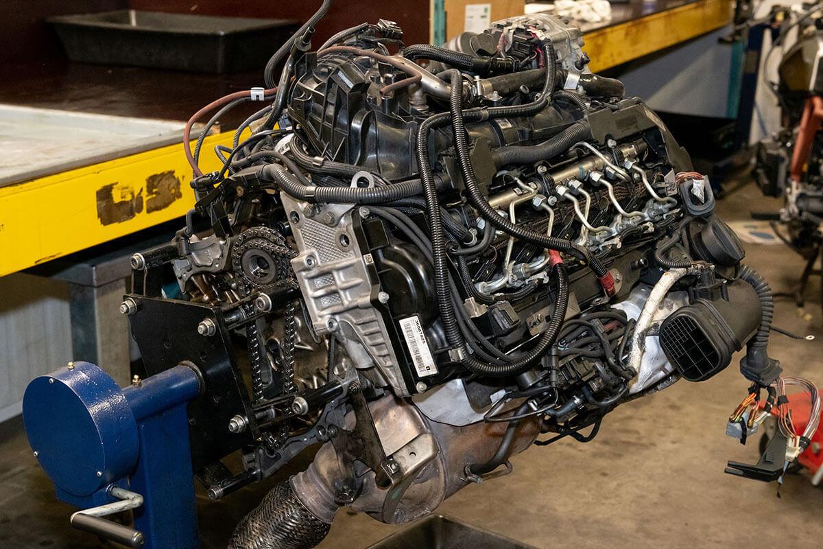 THP-Motoren bei Citroen Peugeot Mini und BMW