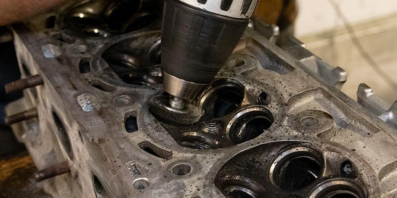 Lösung zum Ölverbrauch beim THP motoren