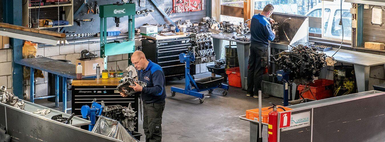 Werkstatt-Motor Reparatur TSC de Betuwe